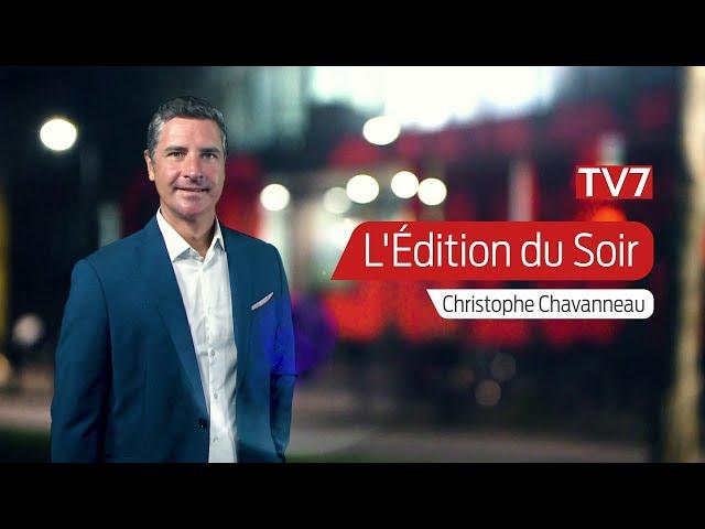 L'Édition du Soir | 18h30 - Mercredi 21 Octobre