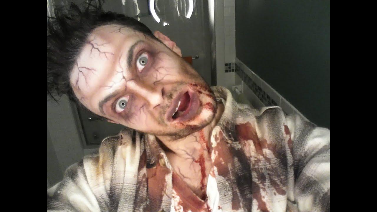 tip 55 walking dead zombie makeup tutorial halloween