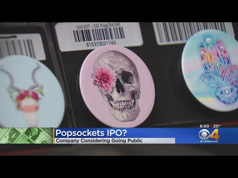 BEARDO - Pop Sockets Considering Going Public