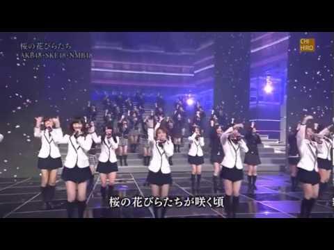 Akb48-桜の花びらたち