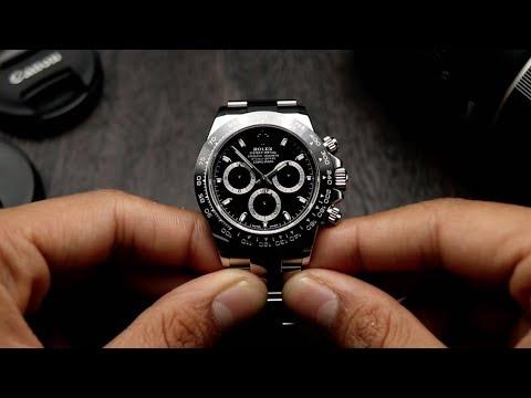 Rolex Cosmograph Daytona Watch 116500LN Review