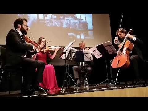 XV Ciclo de Música de Cámara: Cuarteto Granada