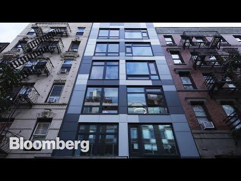 Blockchain Takes Manhattan