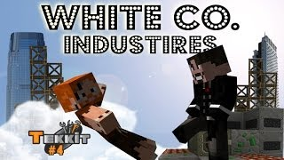 Tekkit | White Co. | Ep4 Finnbar Googleplex