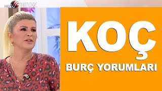 KOÇ BURCU | 10-15 Eylül 2019 | Nuray Sayarı'da
