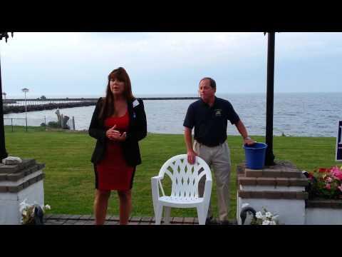 Lynne Johnson Ice Bucket Challenge