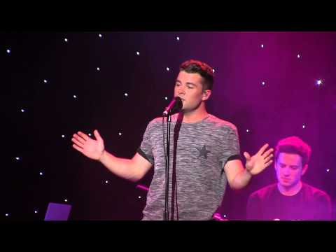 Joe McElderry -  Time To Say Goodbye  -  Frome Acoustic Show