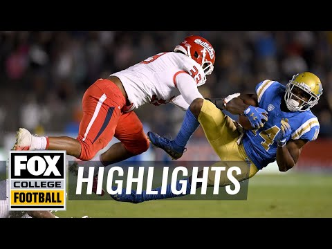 UCLA vs. Fresno State | FOX COLLEGE FOOTBALL HIGHLIGHTS