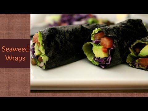 Seaweed Wraps Recipe