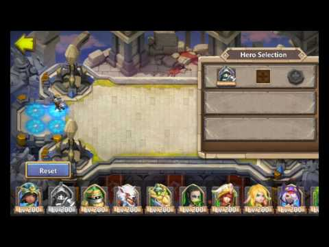 Castle Clash: Squad Showdown Best Team For F2P Players? BladeShell Rocks!