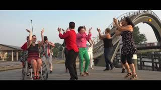 Gillyan - Kom hier en dans met mij (officiële videoclip)