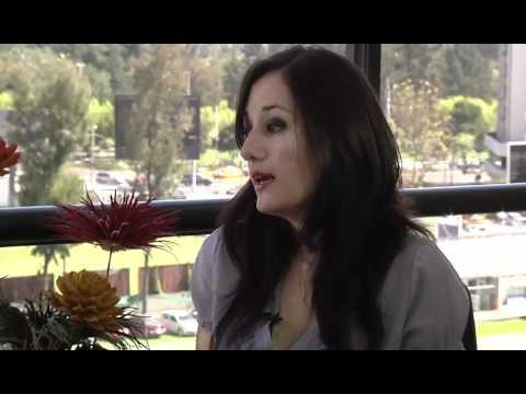 Entrevista María Alejandra Cevallos