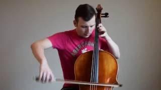"Emil & Dariel Demo the 1739 Montagnana ""Sleeping Beauty"" Model Cello"