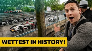 My Awesome Day At The Wettest Formula E Race In History
