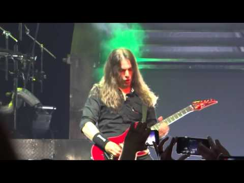 Megadeth ~ Dystopia *Instrumental* (Live) (Pearl Concert Theater, Las Vegas, NV, 26.02.16)