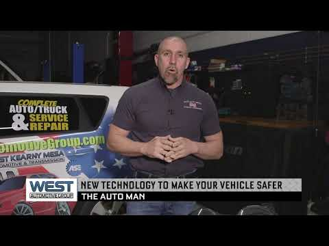 Technology in your vehicle, what is new and how vehicles are safer
