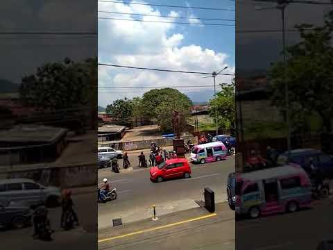 Aksi Perampasan Atribut Go-Jek Bandarlampung Terjadi Lagi