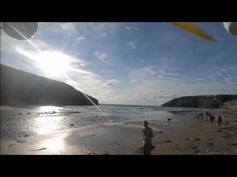 Cornwall Mawgan Porth 2015