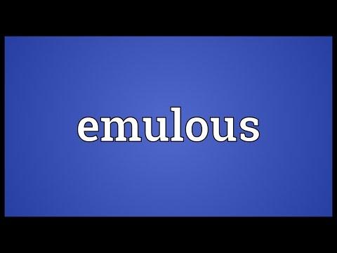 Header of emulous