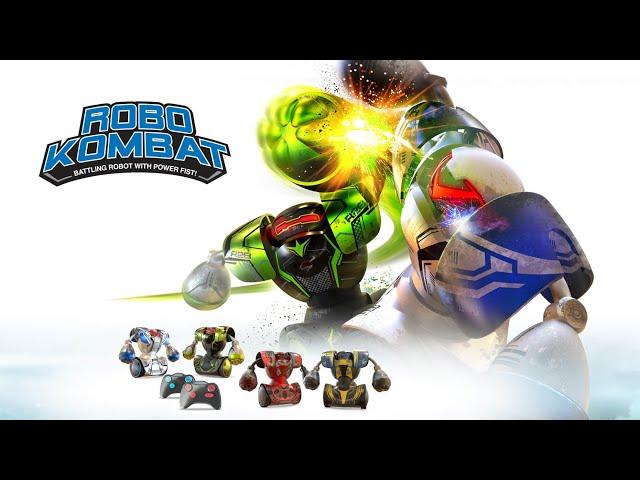 Robo Kombat Challenge