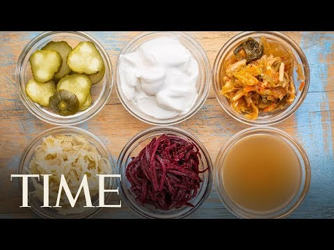 10 Foods Filled With Probiotics | TIME