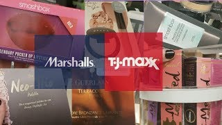 COME SHOP WITH ME AT TJ MAXX AND MARSHALLS! KEVIN AUCOIN, TOO FACED, SMASHBOX AND MORE