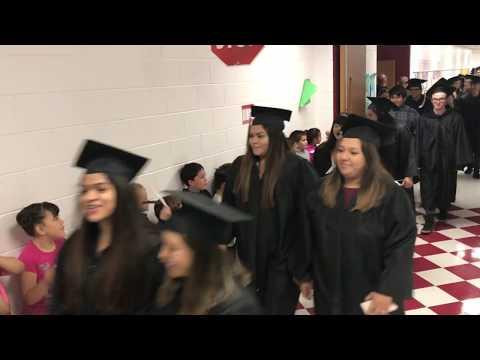 Harvard High School - Class of 2019 - Walk of Scholars