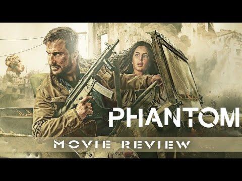 Phantom - Full Movie Review In Hindi | Saif Ali Khan, Katrina Kaif | New Bollywood Movies News 2015