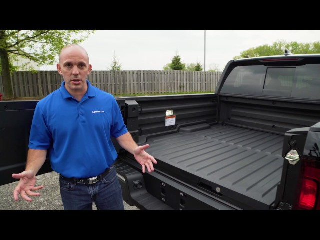 2017 Honda Ridgeline Tips & Tricks: Cooler Drain
