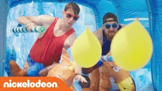 💪 Which Dude Are You?! 🐼  | The Dude Perfect Show | Nick