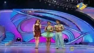 Lux Dance India Dance Season 2 Jan. 22 '10 Shakti & Kunwar