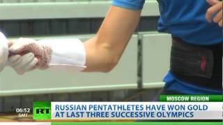 Pentathlon super boy and his dramatic sports career