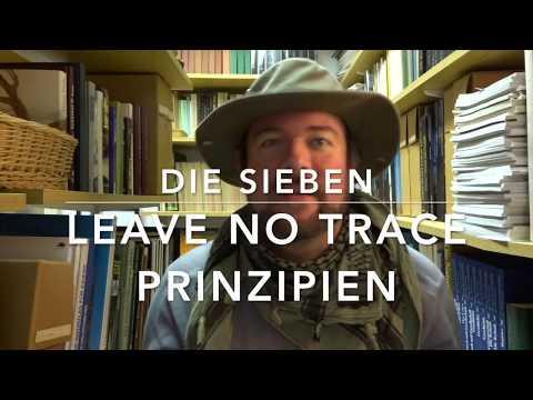 Leave No Trace Philosophie! Zeit des mal durchzukauen.