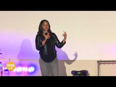"""""""Mission Unstoppable"""" - Sarah Jakes Roberts"""