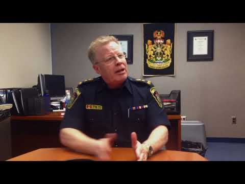 Abbotsford Police Chief Bob Rich talks about probe