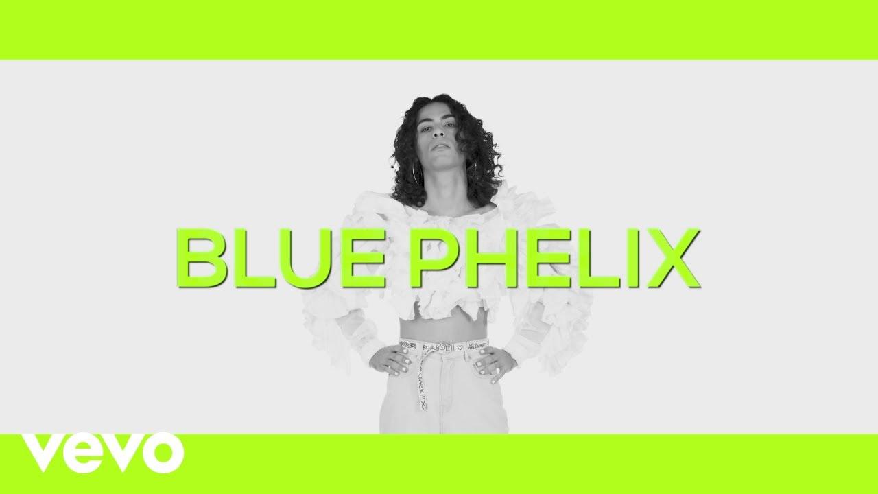 "X Factor Italy Blue Phelix ""Mi Ami"""