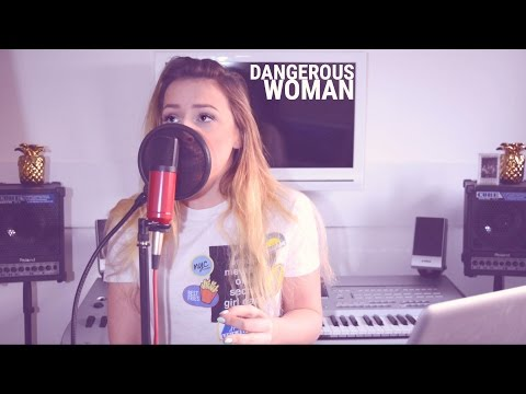 Ariana Grande - Dangerous Woman (Emma Heesters Live Cover)