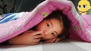 혼자 자는데 너무 무서워요?!! 서은이의 신비아파트 이불 캐릭터 이불 신비방망이 Character Blanket for Kids