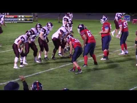 Frontier Regional School Football vs Easthampton