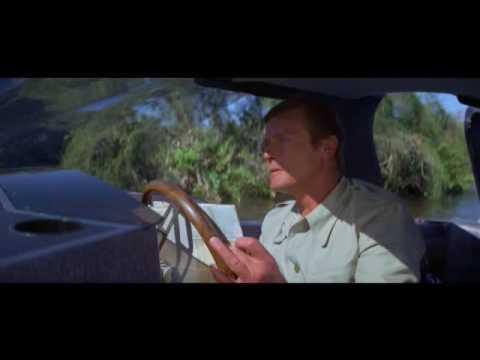 James Bond Moonraker Boat Chase & Snake Fight Scene