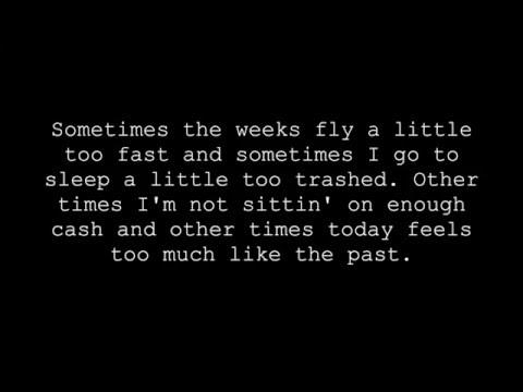 Little man -Atmosphere lyrics
