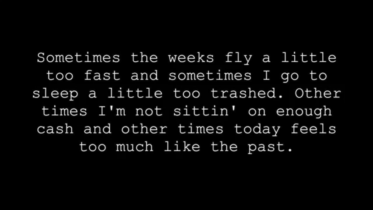 Little man -Atmosphere lyrics - YouTube