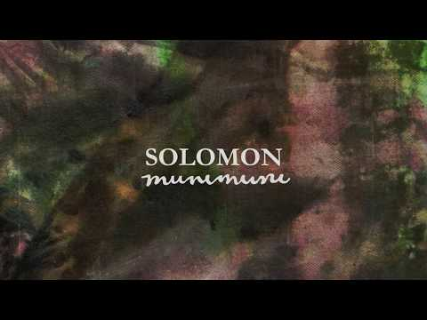 Munimuni - Solomon (feat. Clara Benin | Official Lyric Video