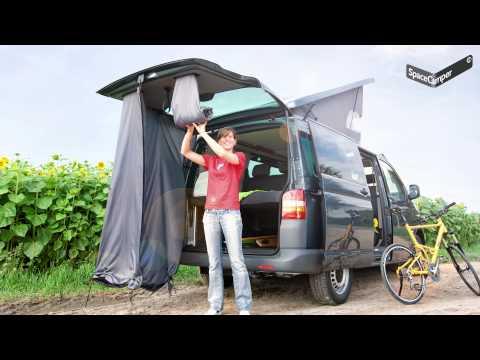 vaude tailgate awning review khyam comparison funnydog tv. Black Bedroom Furniture Sets. Home Design Ideas