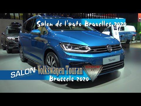 2020 Volkswagen Touran Interior Exterior Walkaround Brussels Motor Show 2020
