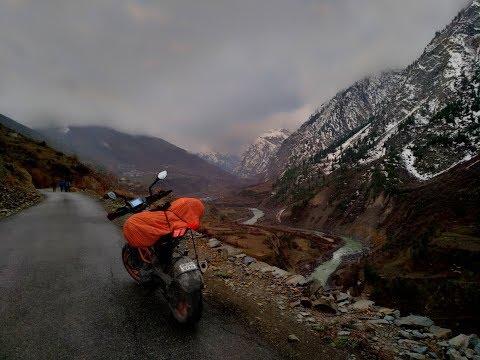 Exploring the untouched Killar-Udaipur (HP) Route   Solo Duke 390