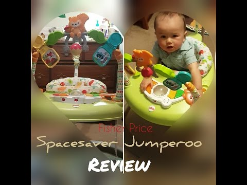 Fisher Price Jumperoo Overview