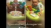 91a30810d031 Jungle Jumperoo Bouncer Baby Quinn Smith Fisher Price - YouTube