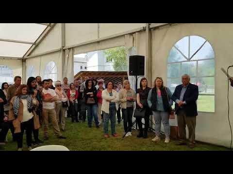 Xuntanza polo Día das Letras Galegas en Pol