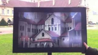 Réalité Augmentée Abbaye de Cluny